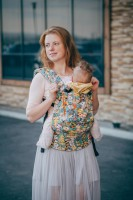 "Рюкзак M BABY CARRIER (MB Design) Classic ""Коты"""